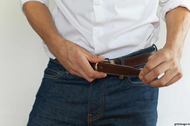 Loosen your Belt