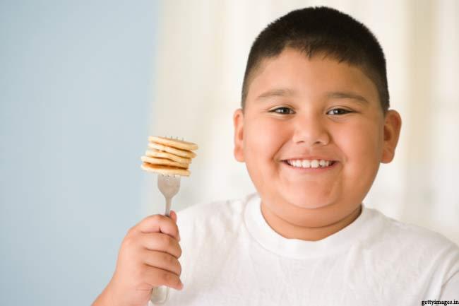 बच्चों में मोटापा