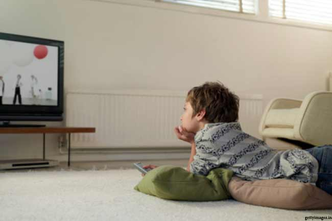 टीवी कम देखना