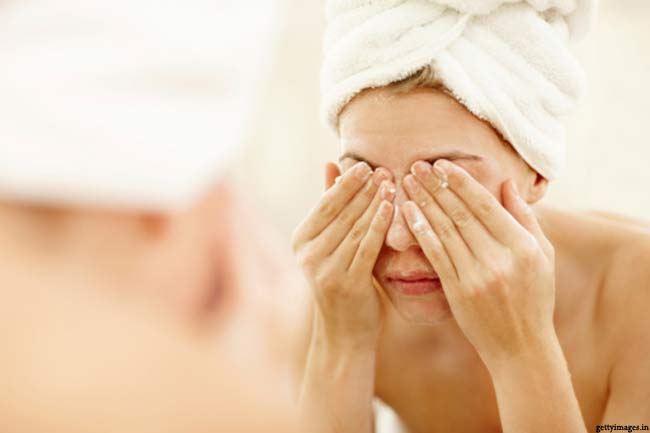 त्वचा की सफाई