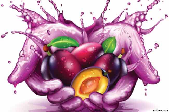 फलों का जूस