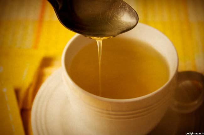 शहद वाली चाय