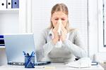 सहकर्मी की बीमारी से हो सकता है संक्रमण का खतरा