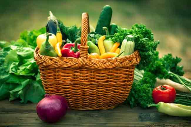 पत्तेदार सब्जियां
