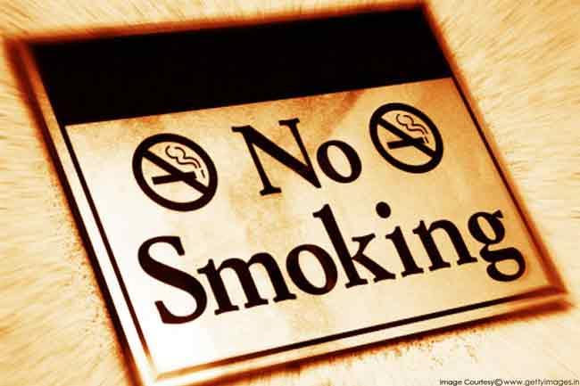 धूम्रपान और शराब का सेवन कम करें