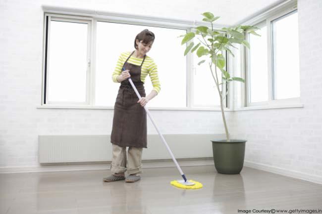 पर्यावरण साफ रखें
