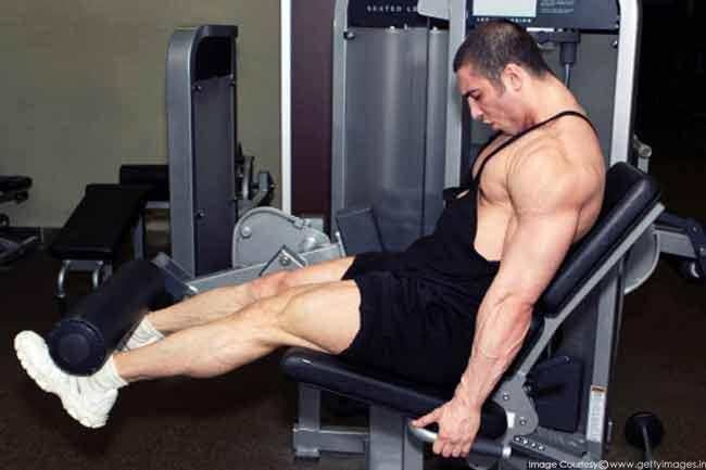 Precise Leg Extensions