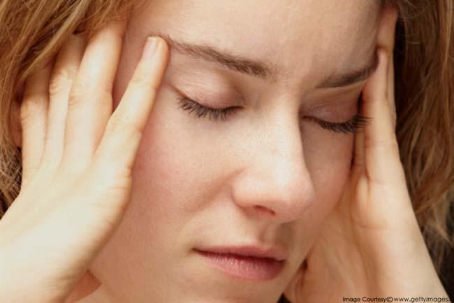 सिर दर्द और चक्कर