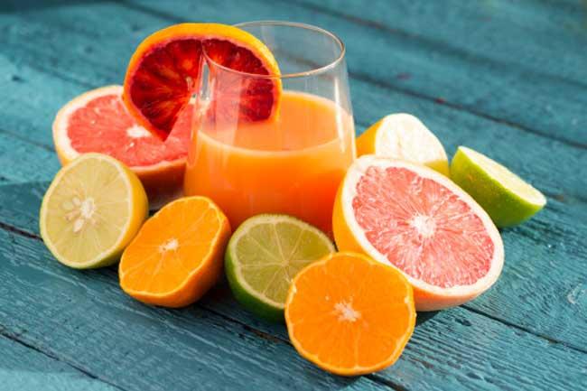 फलों और सब्जियों का जूस