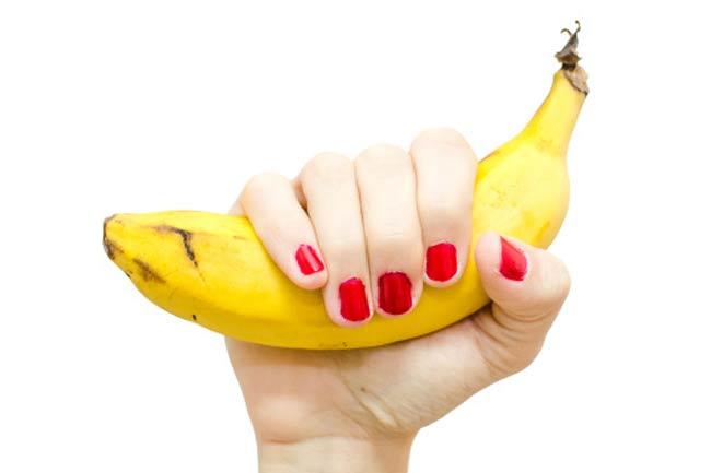 केला खायें