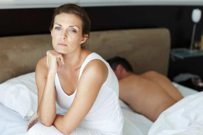 महिलाओं के लिए प्रमुख यौन चिंताएं