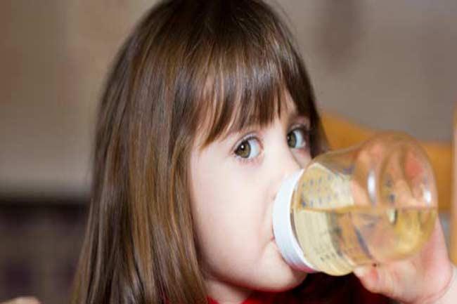 कब पिएं पानी
