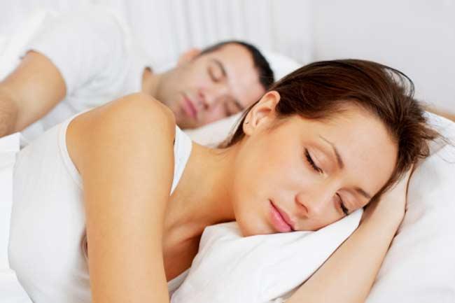 सुखद नींद में सहायक