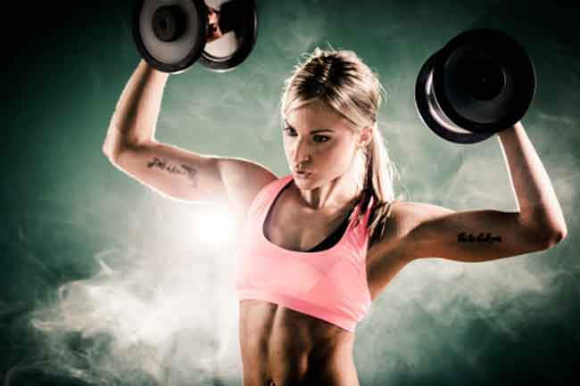 Exercise at a Higher Intensity