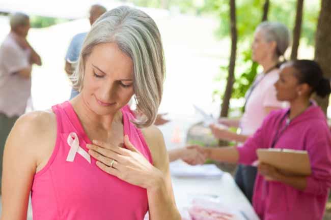 स्तन कैंसर से बचाव