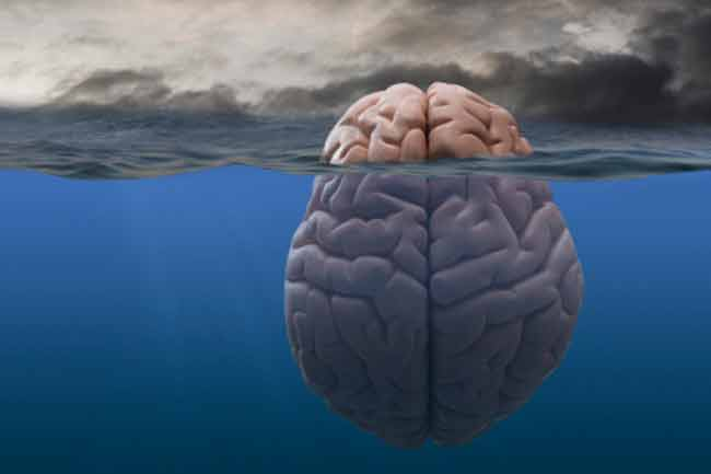 झूठ बोलना दिमाग के लिए एक काम है