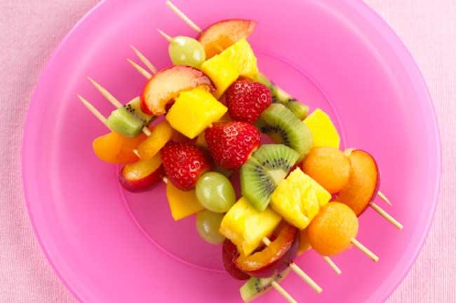 फलों का कबाब