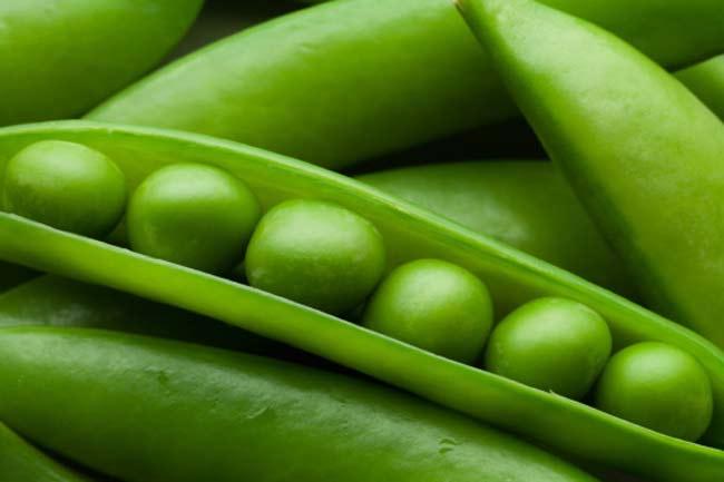 हरी मटर