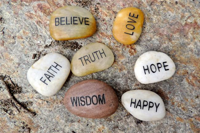 रूट चक्र: विश्वास
