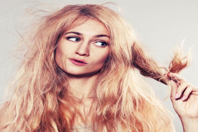 दो मुंहे बालों की समस्या