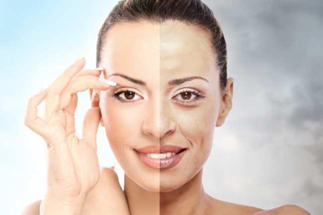 Rectifies Skin Complexion