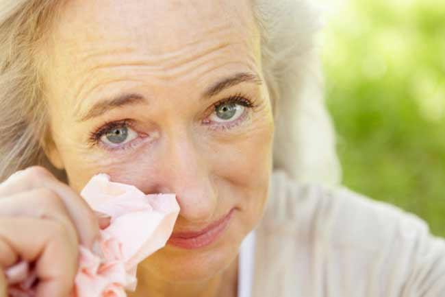 एलर्जी होने पर