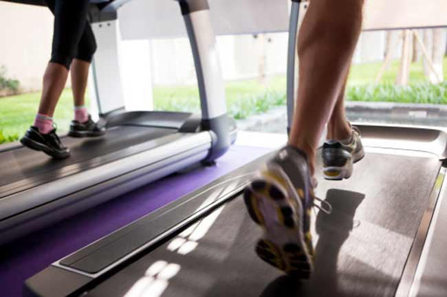 एकाएक व्यायाम बंद कर देना
