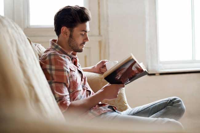 किताबें पढ़ना सीखें