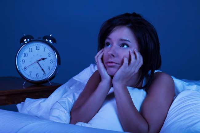 नींद में कंजूसी