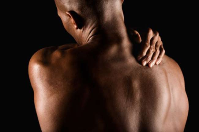 मांसपेशियों में दर्द होना