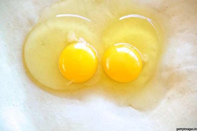 अंडे की जर्दी