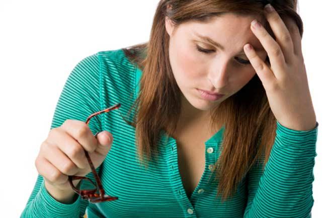 चिंता व तनाव और चिड़चिड़ापन