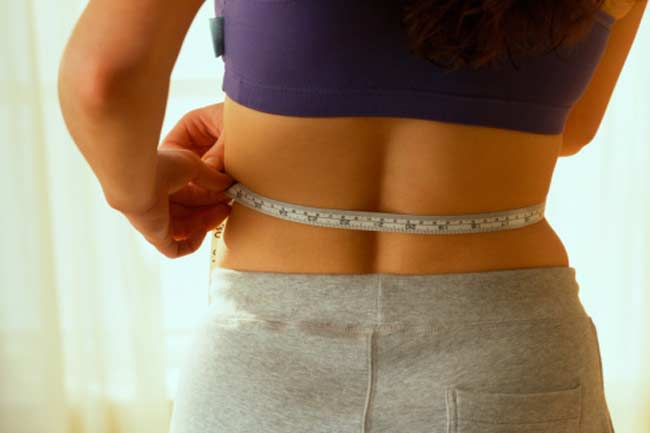 लगातार वजन बढ़ना