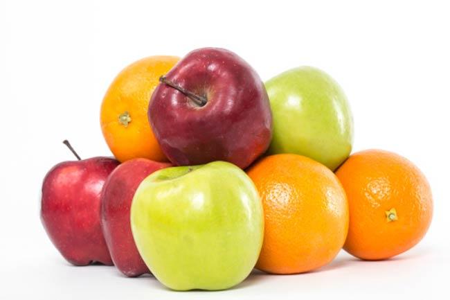 ताजे फल खायें