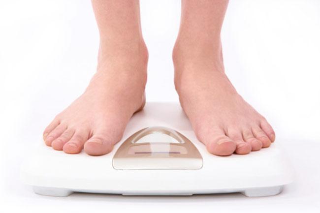 अतिरिक्त वजन करें कम
