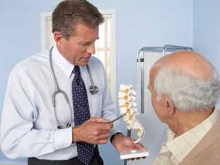 What are the risks of Osteoporosis in men?