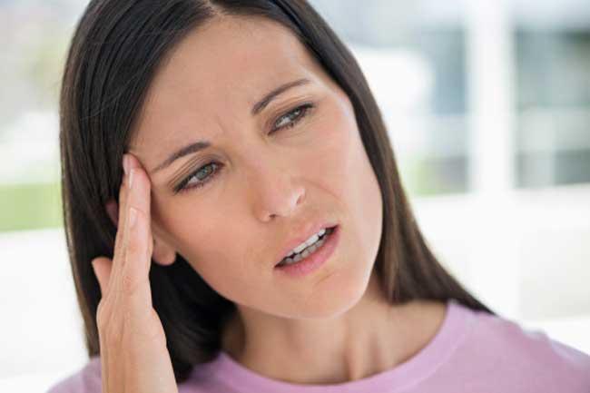 लगातार होने वाला सिरदर्द