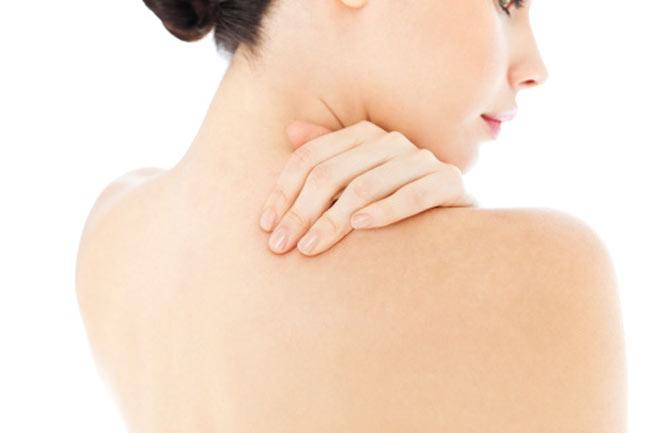 कंधे के साइड में दर्द
