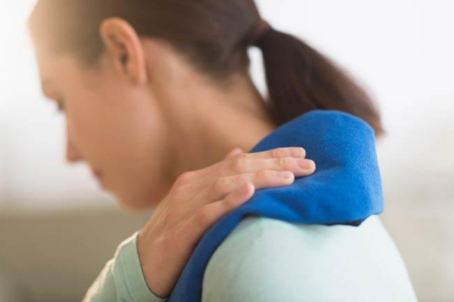 शरीर के ऊपरी भाग में तेज दर्द