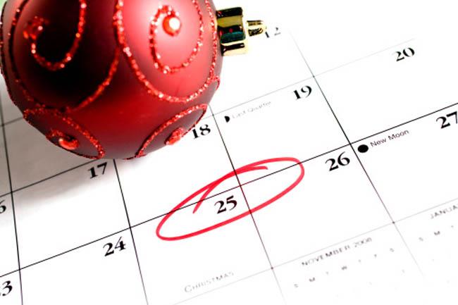 Postponing Date or Time