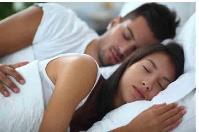 सेक्स से अधिक नींद चुनना ठीक है