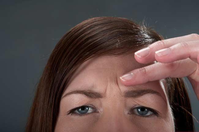 त्वचा में दरार का खतरा