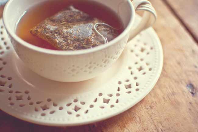 चाय की चुस्की