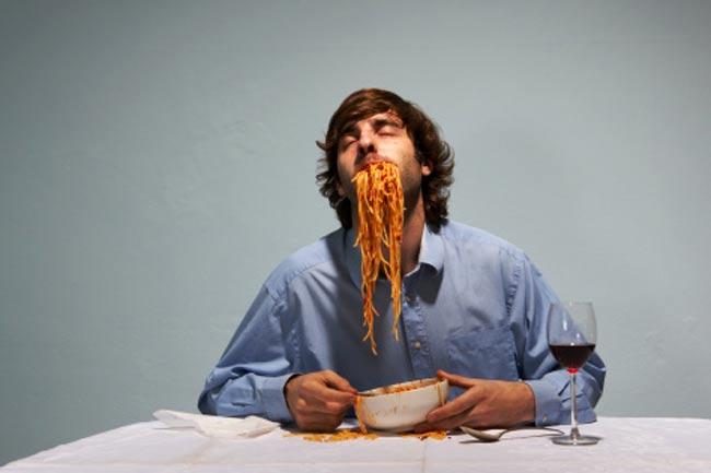 ज्यादा खाने की आदत पर काबू
