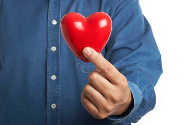 Lowered Risk of Heart Disease