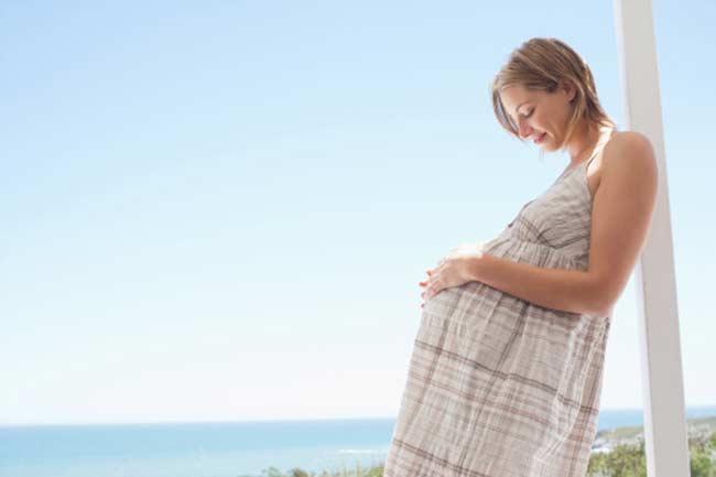 गर्भावस्था में मददगार