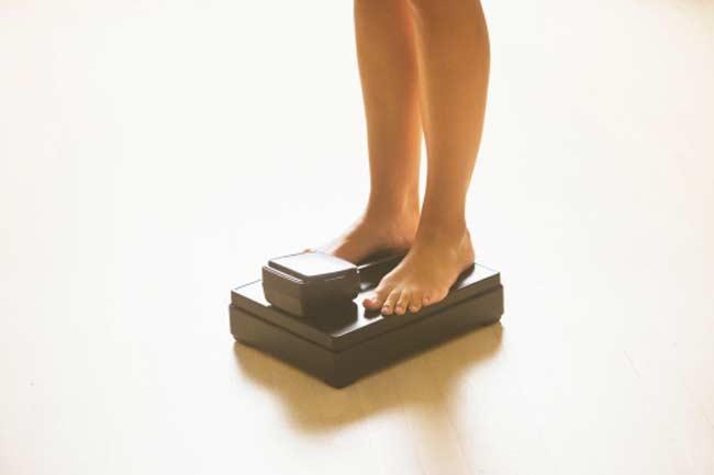 वजन रखें संतुलित