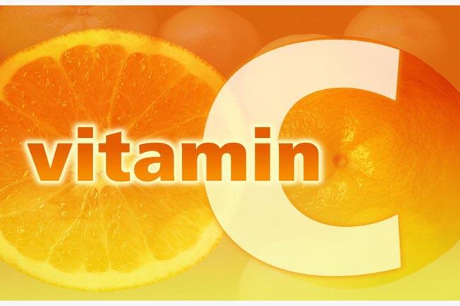 विटामिन सी