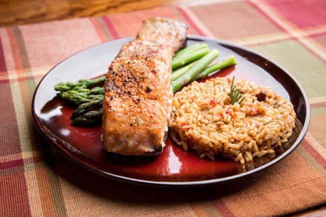 मछली को आहार में शामिल करें