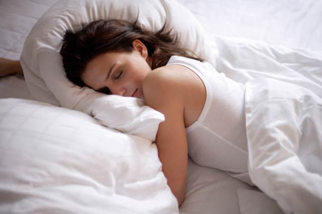 गहरी नींद में सहायक
